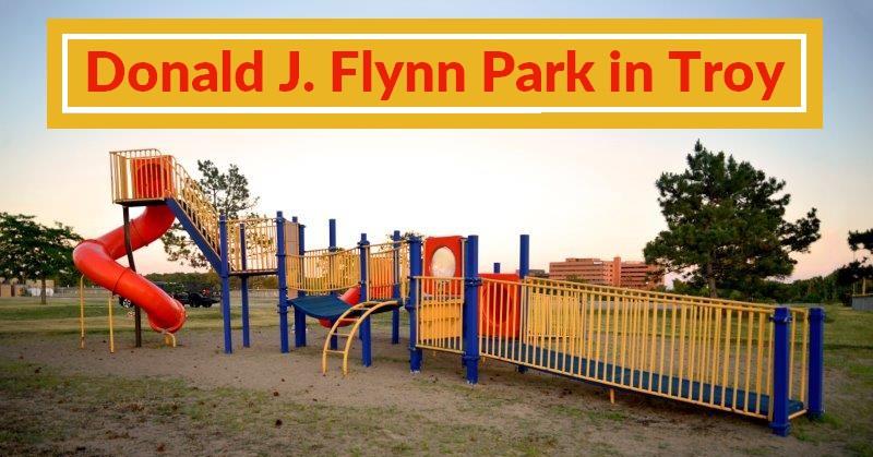 fb Donald J Flynn park in Troy