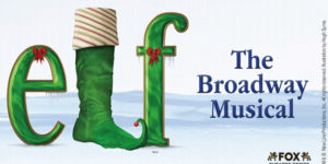 Broadway Musical Elf at the Fox Theatre