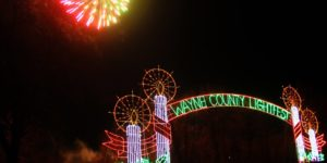 Wayne County Parks to Celebrate 25 Years of Lightfest Tradition!