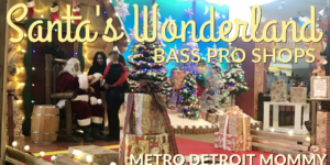The Magic of the Holidays at Santa's Wonderland Bass Pro Shops