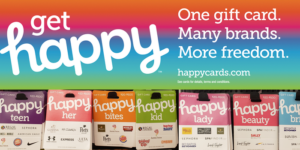 Holiday Shopping with Happy Cards