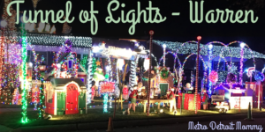 Tunnel of Lights-Warren